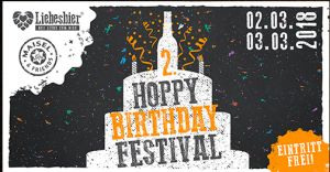 2.Hoppy Birthday Festival