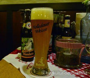 Schossbrauerei Au Hallertau Weißbier