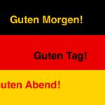 【便利な旅のドイツ語講座】まずは挨拶を覚えよう【その2】