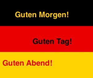 Deutsch_Grüße