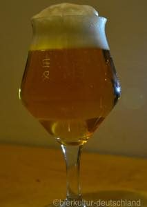Bier グラス