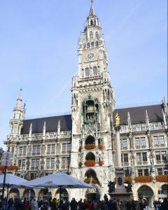 munich_Rathaus