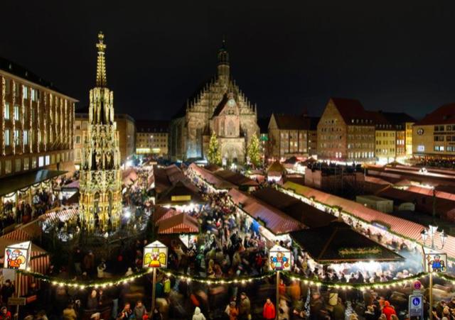nürnbergchristkindlesmarkt