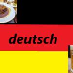 【旅のドイツ語講座5】飲食店で使える単語調 1【食べ物レストラン編】日本語よみかた付